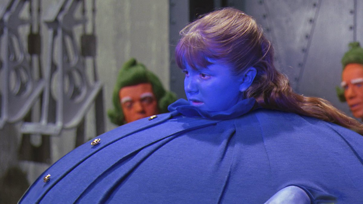 Marjorie Owens On Twitter Hope Everyone S Ready For My Violet Beauregarde Halloween Costume This Year