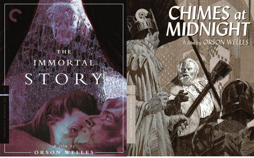 RT @Wellesnetcom Reviews of Orson Welles CHIMES AT MIDNIGHT and IMMORTAL STORY both out today @Criterion  | https://t.co/NvnfeQjMu0