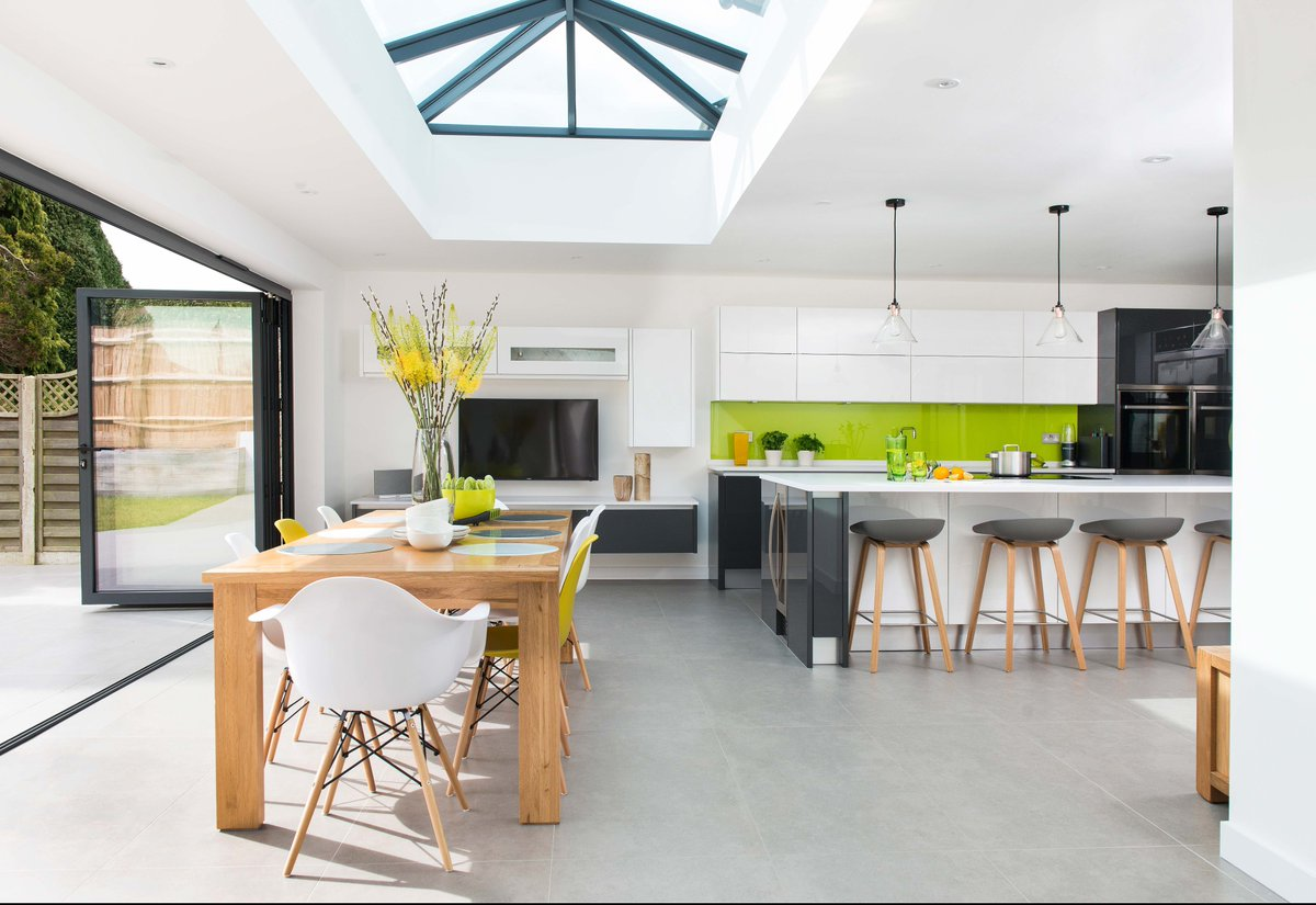 Express bi folds expressbifolds twitter for Kitchen design 4m x 5m