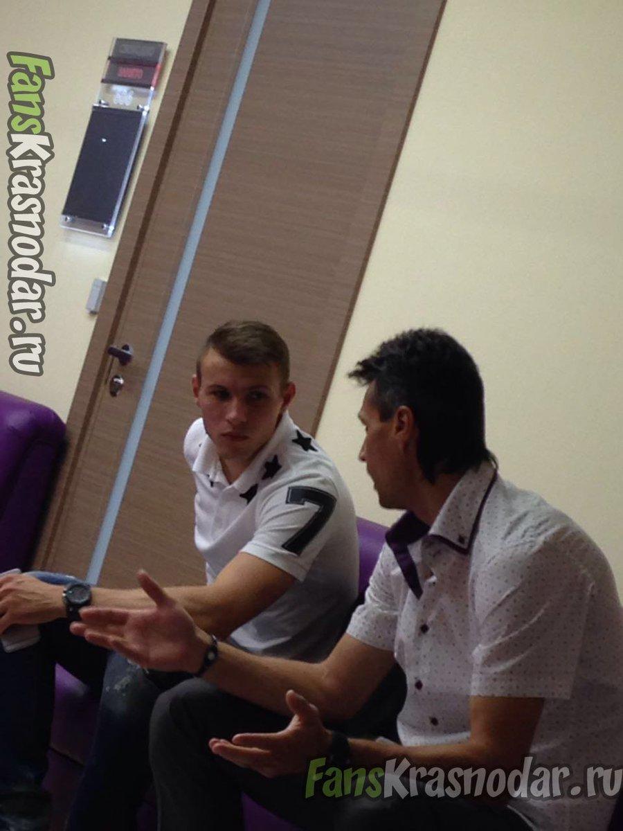 Сергей Паршивлюк перейдет в «Краснодар»?