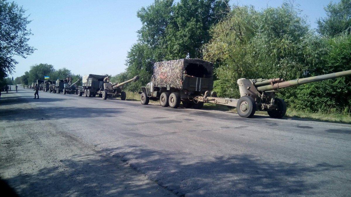 На границе с Украиной стоит 100 тысяч российских военных, - Лысенко - Цензор.НЕТ 9667