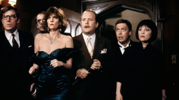 There's going to be a real-life Clue party in NYC