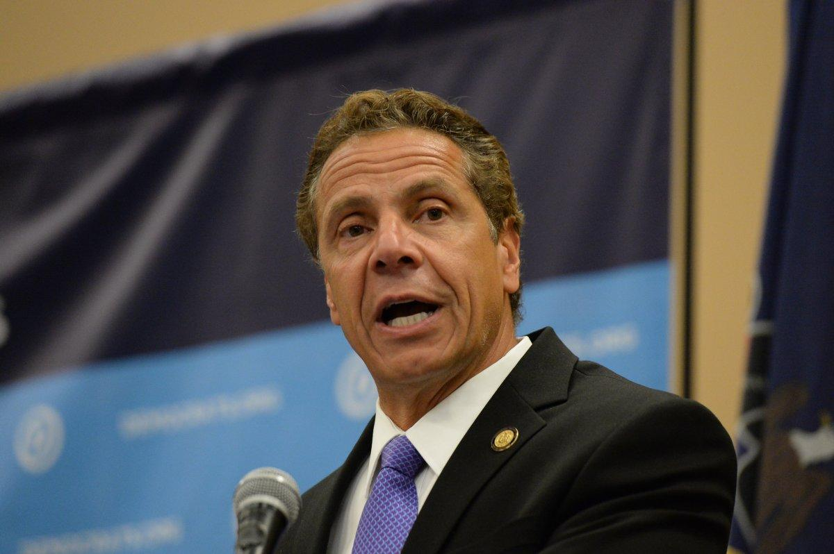 Governor Cuomo reels in criticism from conservationists for shark fishing