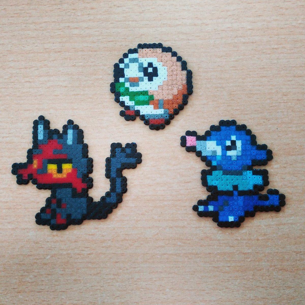 Easy Pokemon Perler Beads Golfclub
