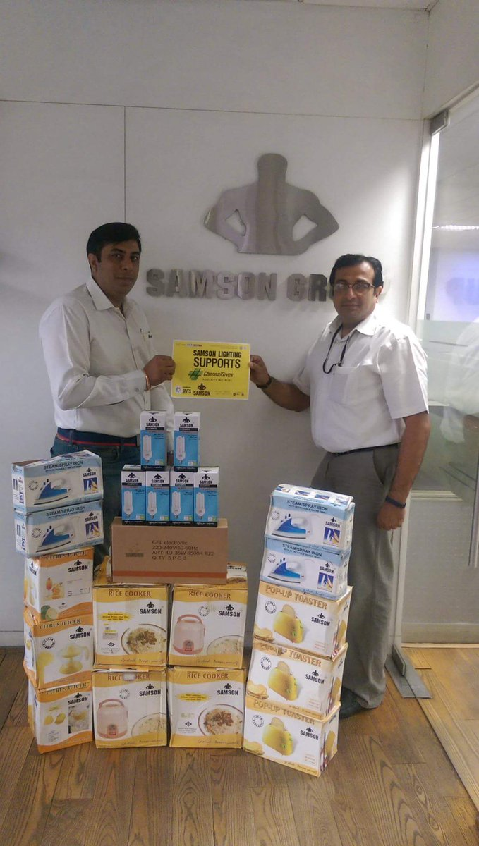 Mmrt95 On Twitter Samson Lighting Supports Chennaigives Hamirsampat Rtiarea2 Communityservice Roundtableindia