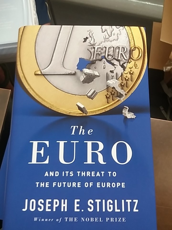 Thumbnail for The Euro: and its threat to Europe