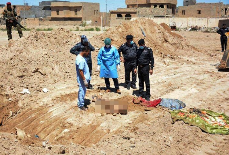 Survey reveals 72 ISIS mass graves across Syria, Iraq with as many as 15,000 victims