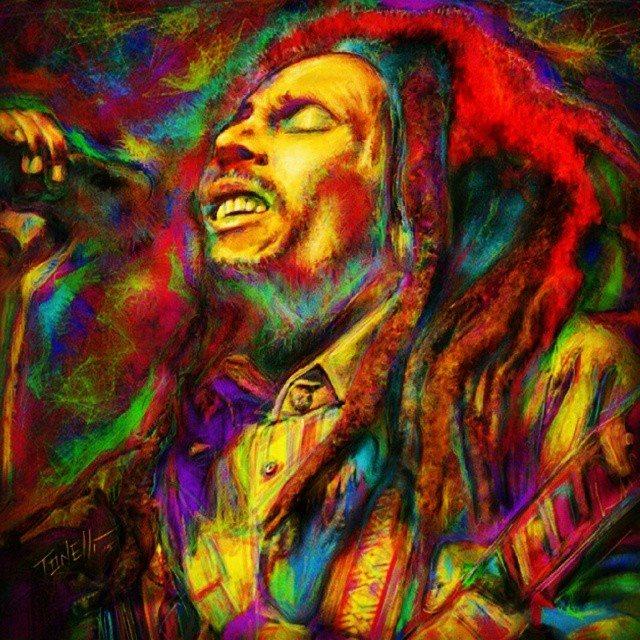"Hopi Prophecy Rainbow: Bob Marley On Twitter: """"You Know Them Figure Say Rasta Is"