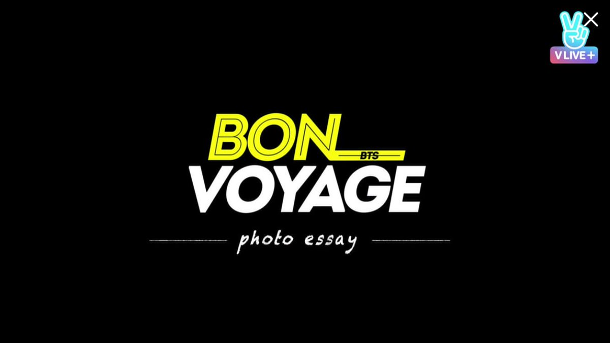 Jimin Indonesia on Twitter                 BTS Bon Voyage Memory