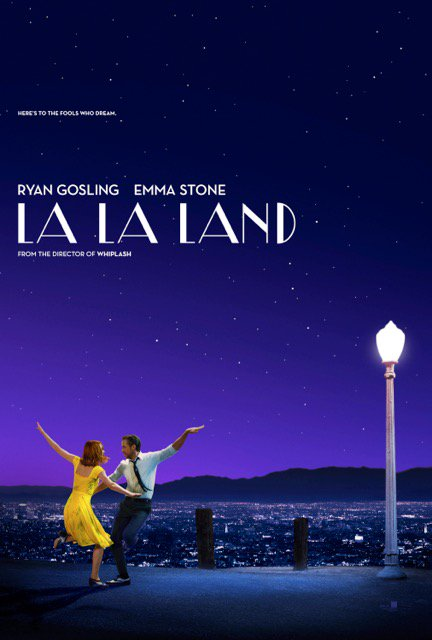 Just in time for the Venice Film Festival premiere for #LaLaLand- here's the new Festival poster... https://t.co/99RzuzYVwr