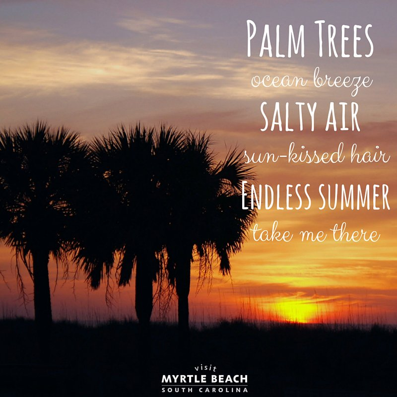 Endless Summer Take Me There Myr60 Http Www Visitmyrtlebeach Pic Twitter Ojwpdinvtq