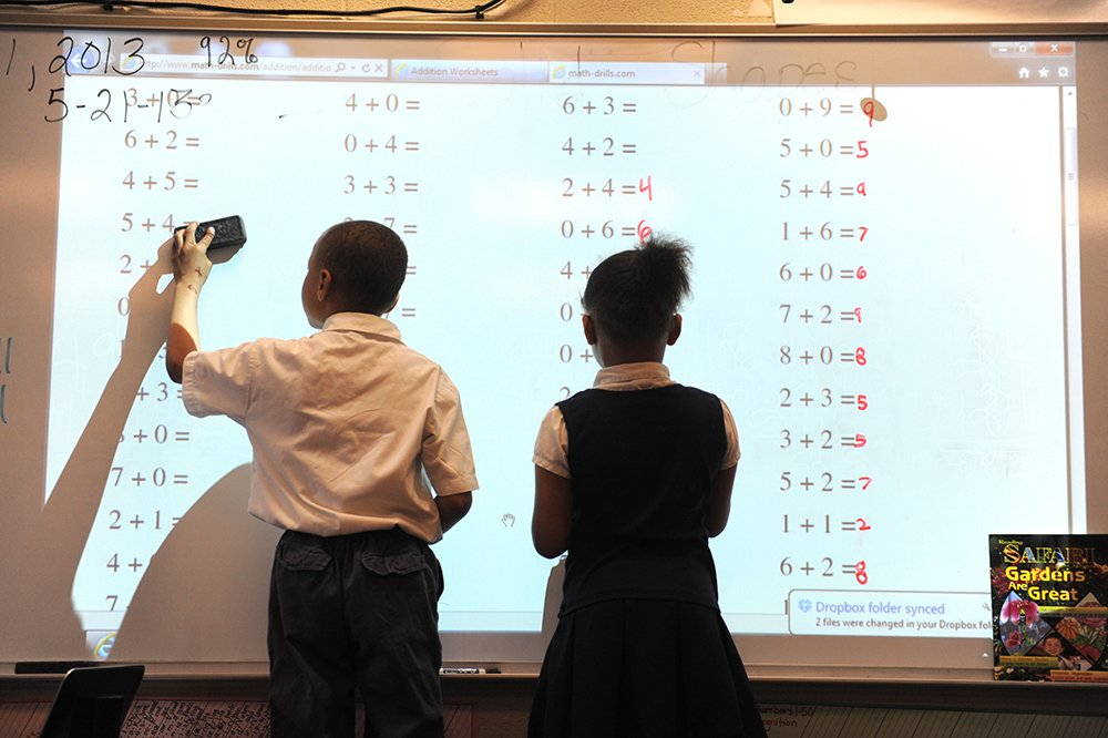 M-STEP: Less than 50% of Michigan students are proficient in math, science.