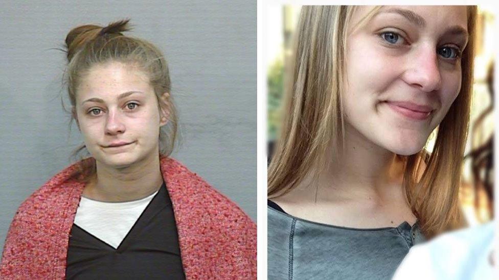 'Por favor usem esta': jovem fugitiva pede que imprensa troque foto de procurada https://t.co/ZwywGtFskx