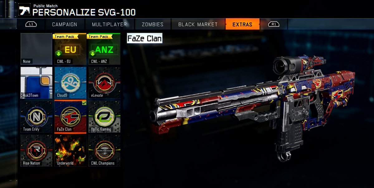 how to get pizza camo bo3