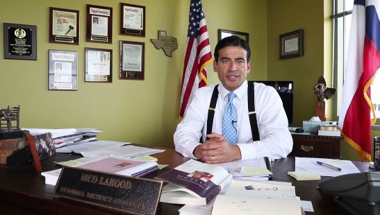 District Attorney Nico LaHood: 'Vaccines cause autism' kprc2