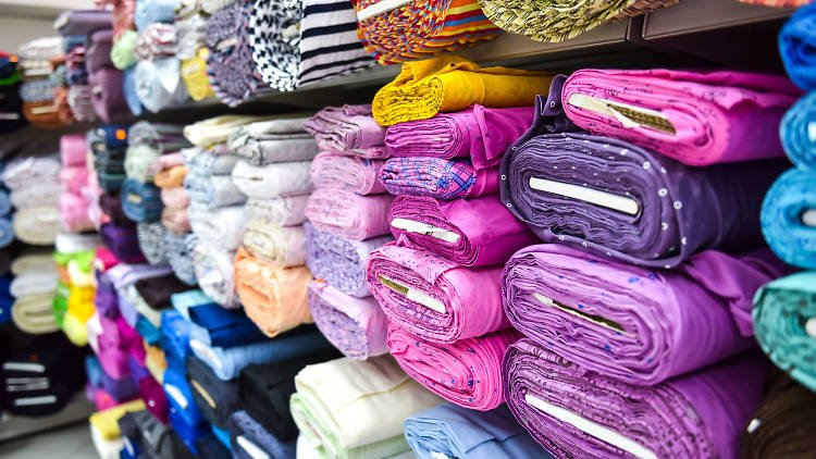 The 11 best fabric stores in NYC for crafting and fashion