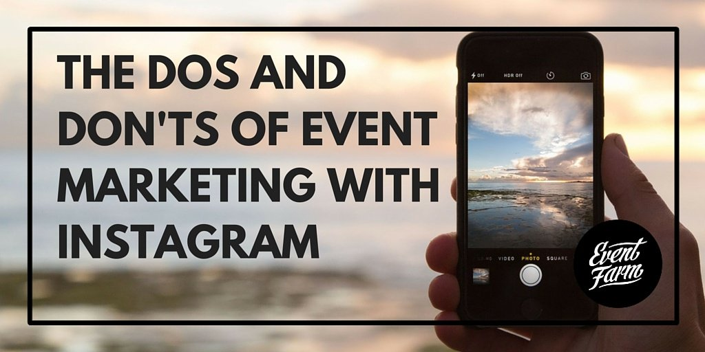 Tips to successfully market your #event on Instagram:  https://t.co/7kQ1nlGeyr  @bpesin #eventprofs https://t.co/IEiA4tGkQ0