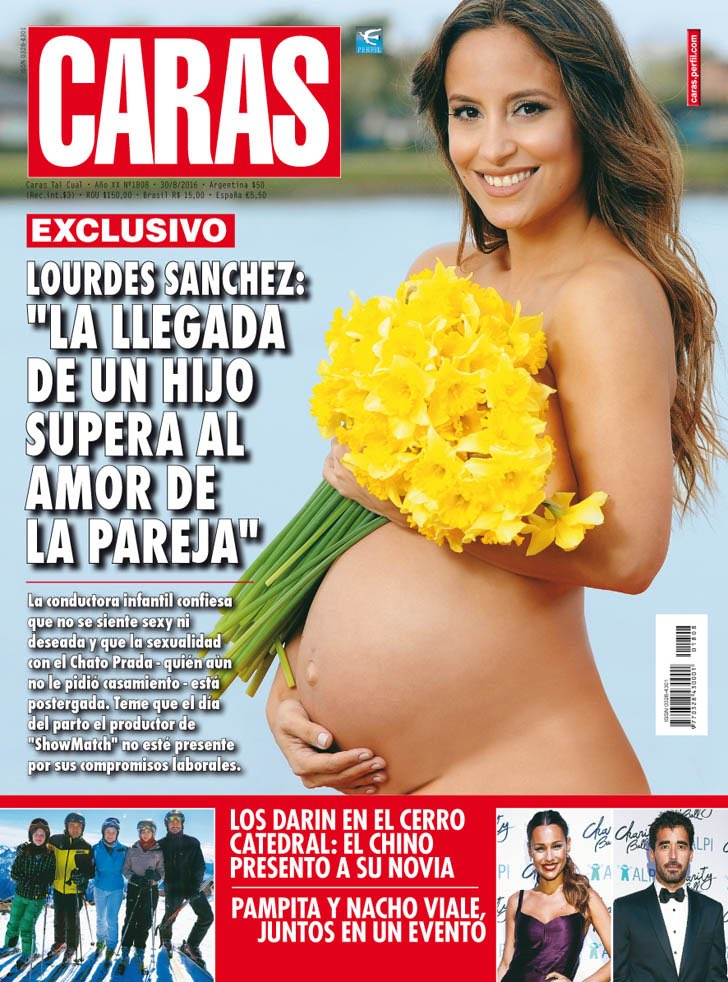 Revista caras on twitter adelanto exclusivo la tapa de for Revistas de espectaculos de esta semana
