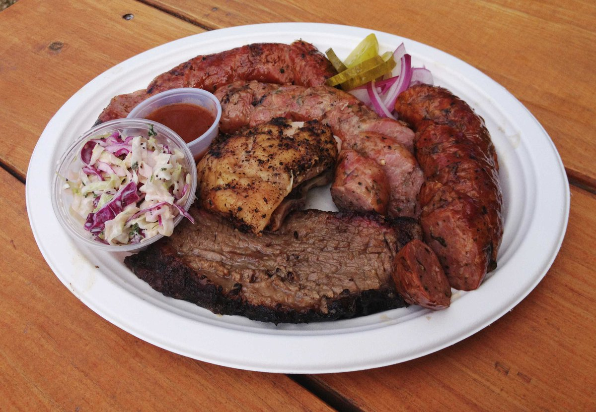 Who's serving up the barbecue at this year's @ACLFestival?