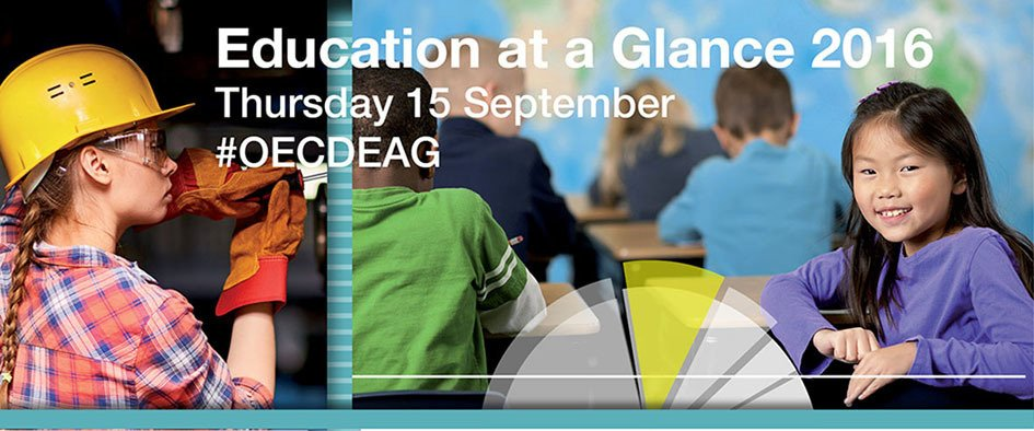 Image result for Education at a Glance 2016