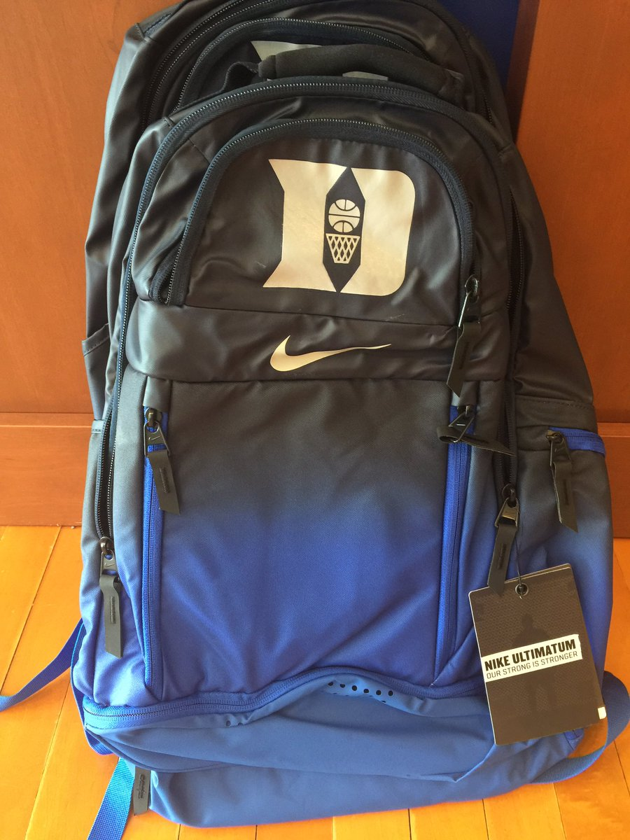 Duke Basketball On Twitter The Backpack You Need When Its Time To