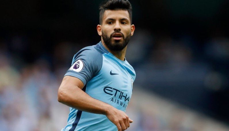 Liga Inggris  - Banding Ditolak FA, Aguero Dipastikan Absen Di Derby Manchester