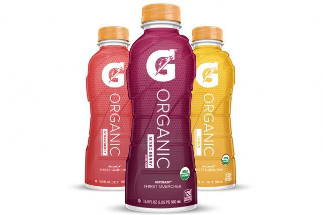 .@PepsiCo introduces @USDA-certified organic @Gatorade https://t.co/CVhMmCvPU4 https://t.co/fVI0zE512e