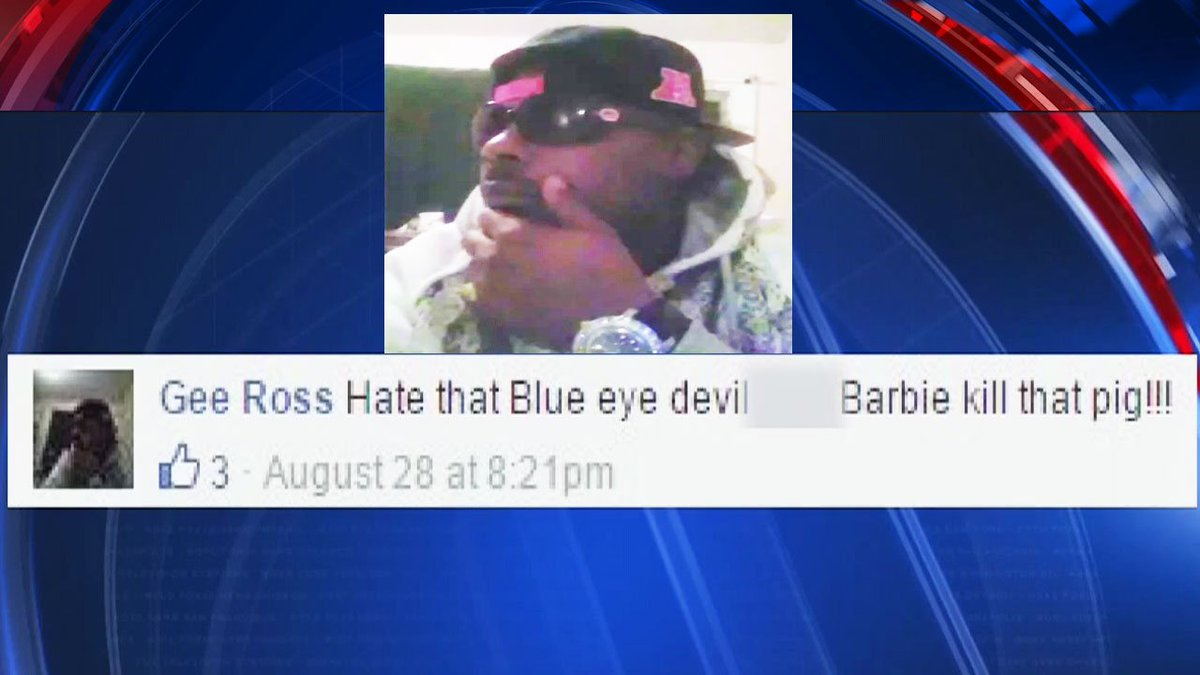 Man arrested for writing 'kill that pig' about police officer on Facebook @FOX2Hannah