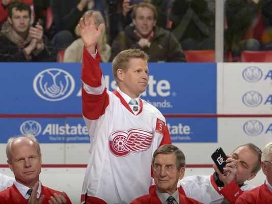 Chris Osgood joins OHL ownership group in Saginaw