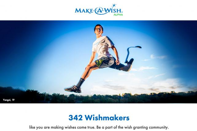 As cost to grant wishes rises, @MakeAWish, with help from @PwC_LLP, goes all out on digital https://t.co/5iTDbDWq5N https://t.co/AM5LpipcgL