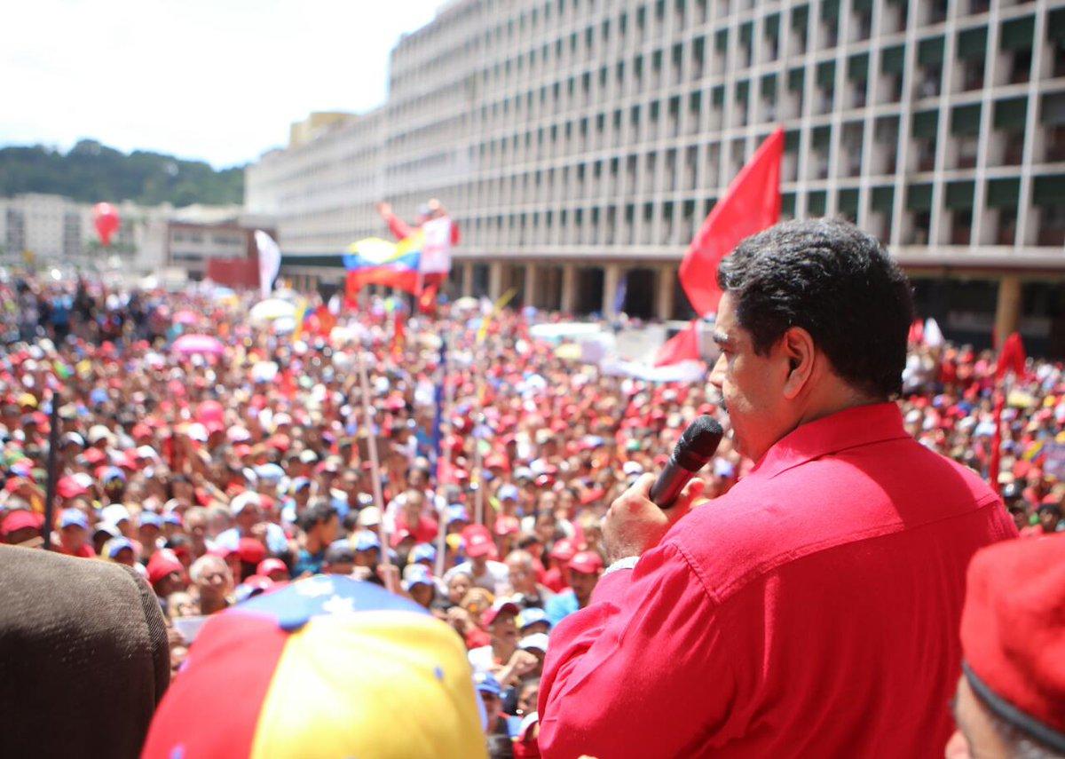 Presidente Maduro anuncia nuevas líneas del Plan Ofensiva de Paz en Caracas