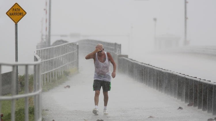 North Carolina, Florida and Hawaii brace for severe weather