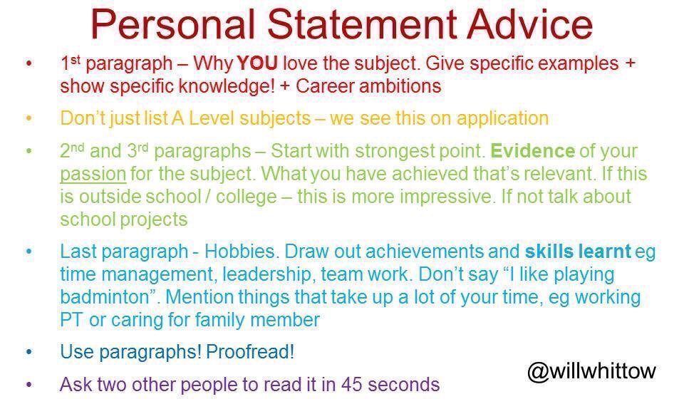 Personal Statement Sample Essays http   www