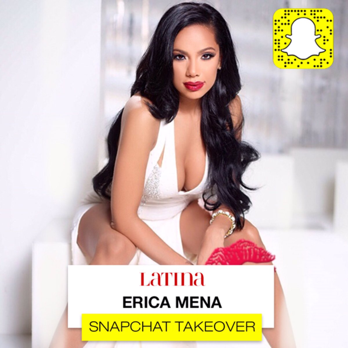 Snapchat Erica Mena nude photos 2019