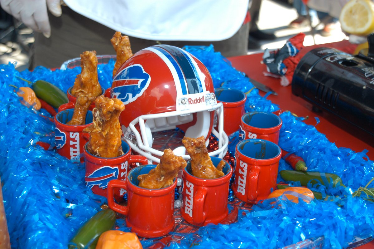 It's almost time, people. The Buffalo @WingFest starts September 3rd. Hope you're hungry.