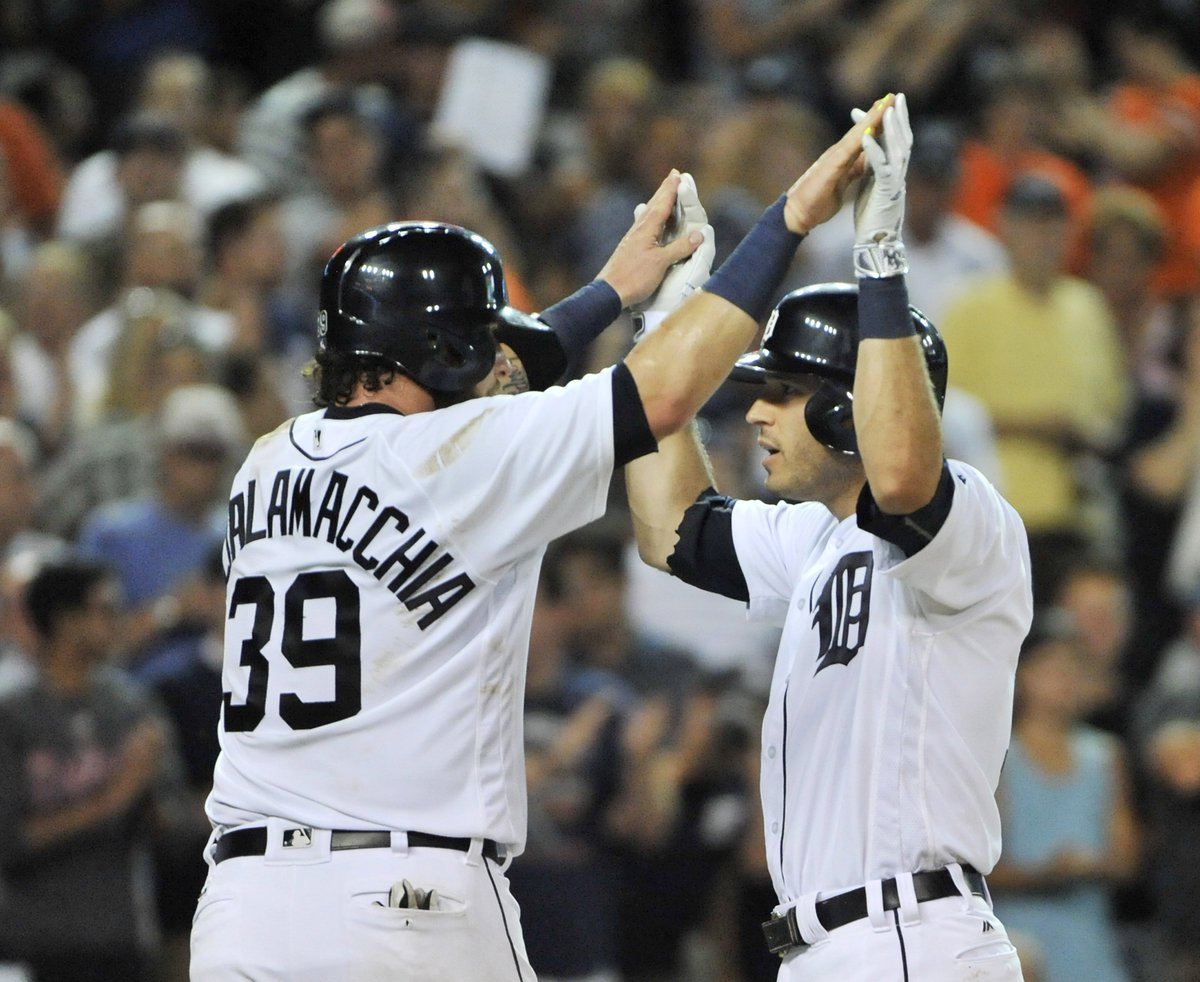 FINAL: Tigers 8, White Sox 4