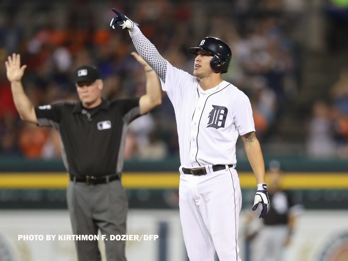 Final: Detroit Tigers 8, Chicago White Sox 4. JaCoby Jones makes major league debut, notches first two hits, RBIs.