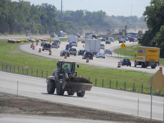 NB I-275 reopens week ahead of schedule