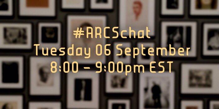 "Thumbnail for #ARCSchat 06 September 2016 ""So You Wanna Be a Registrar..."""