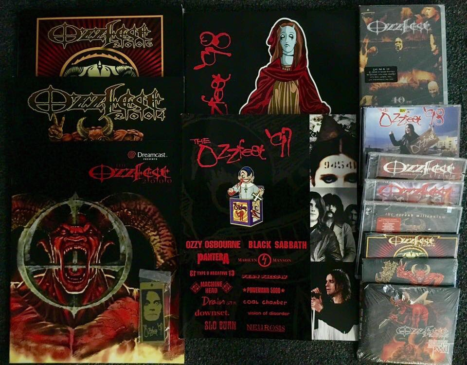 Purchase your #Ozzfest 2016 ticket anytime today before 11:59pm at https://t.co/OMNA9OO74M & be entered to win this! https://t.co/bPyoiKE2K4