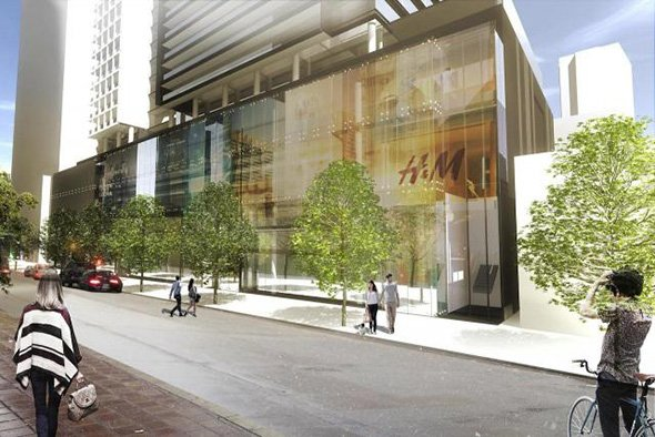 This is what will replace the World's Biggest Bookstore in Toronto.