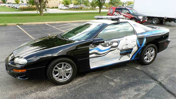 Car intended to benefit Gliniewicz family will be sold to help a different officer