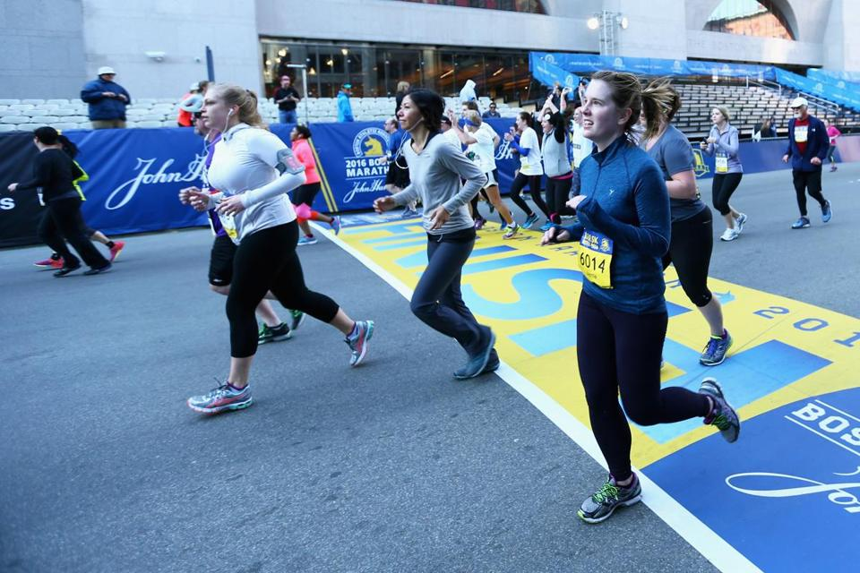 Boston may be among the most runner-friendly cities in the country