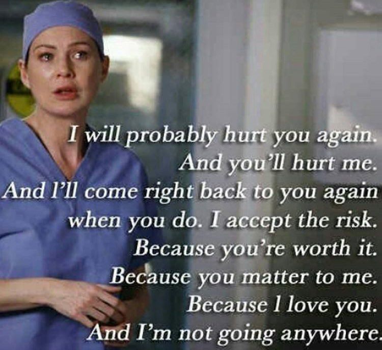 love greys anatomy quote - 625×444
