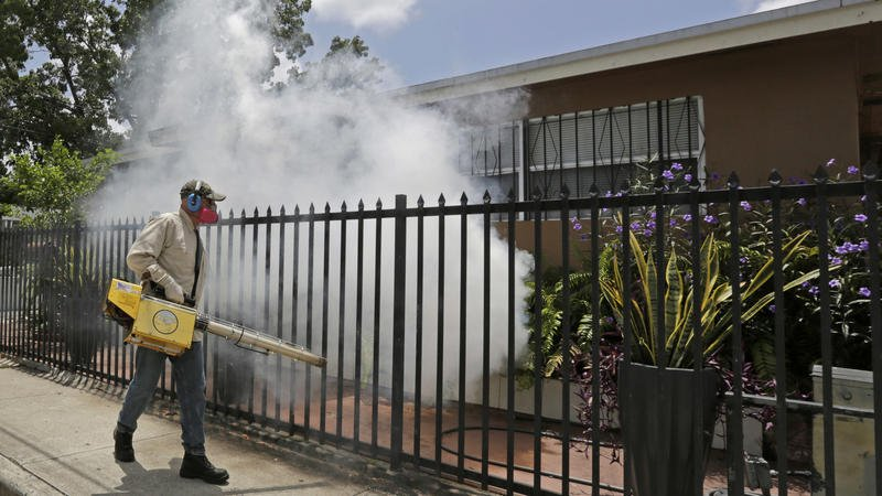 CDC will run out of money to fight Zika in U.S. next month