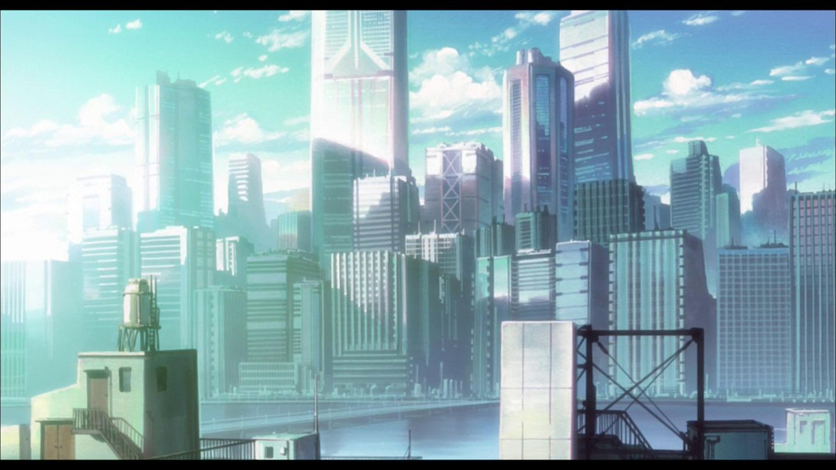 Tohad On Twitter Backgrounds From Ghost In The Shell Stand Alone Complex 2002 Production I G Https T Co Z89qcuwvpy