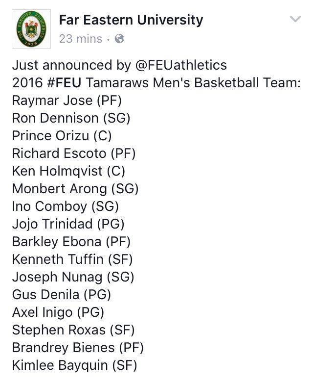 Onefeu On Twitter Just In Feu Athletics Released Final Feu Mbt