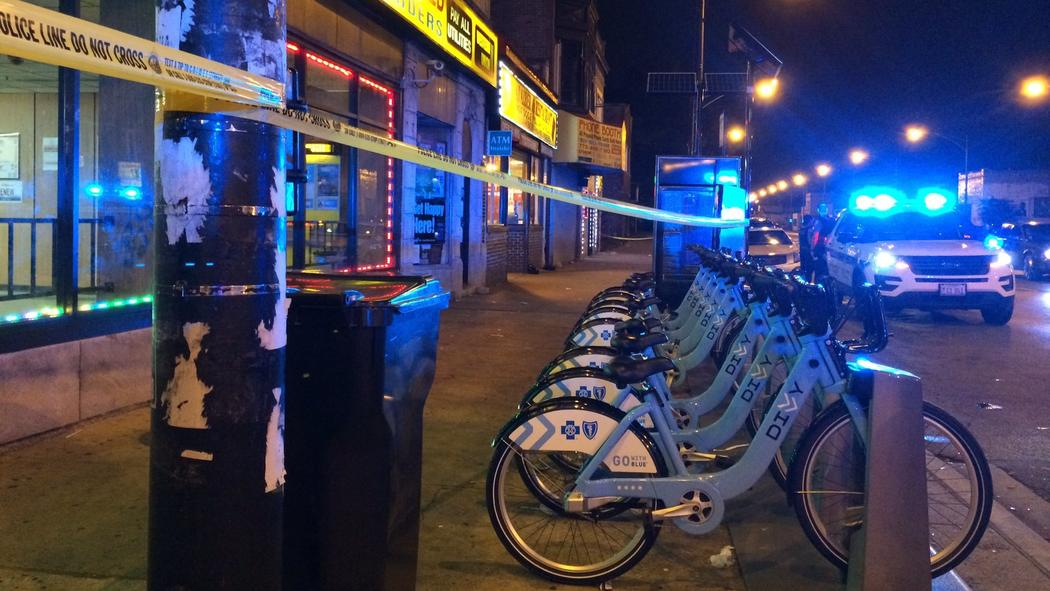 At least 7 people shot, including a 14-year-old boy, in Chicago on Tuesday