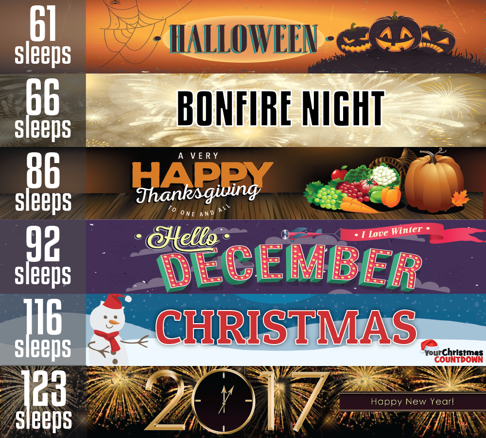 your christmas countdown on twitter sleeps left until halloween guyfawkes thanksgiving december christmas 2017 httpstco08kjvawqc2