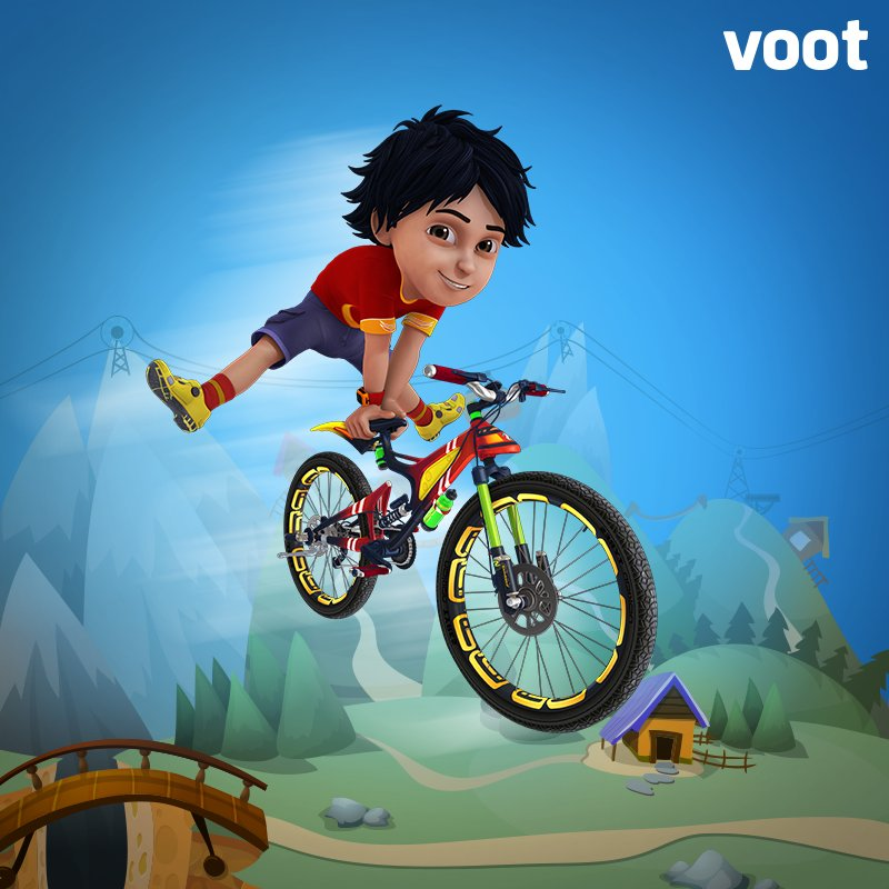 """Voot On Twitter: """"Super Strength. Super Powers. Super Cool! Shiva Is The Friend We All Need"""